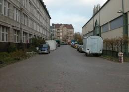 Privatisierung einer Straßenfläche, Berlin