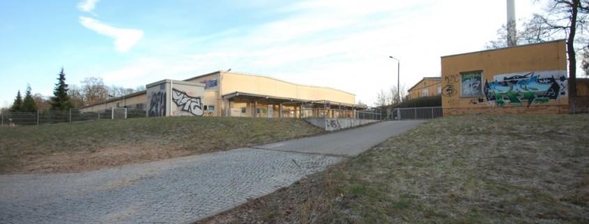 Industrieobjekt, Berlin