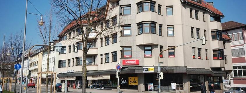 Wohn- und Geschäftshaus, Friedrichshafen