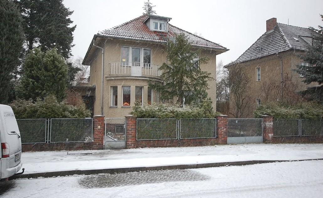 Zweifamilienhaus, Berlin