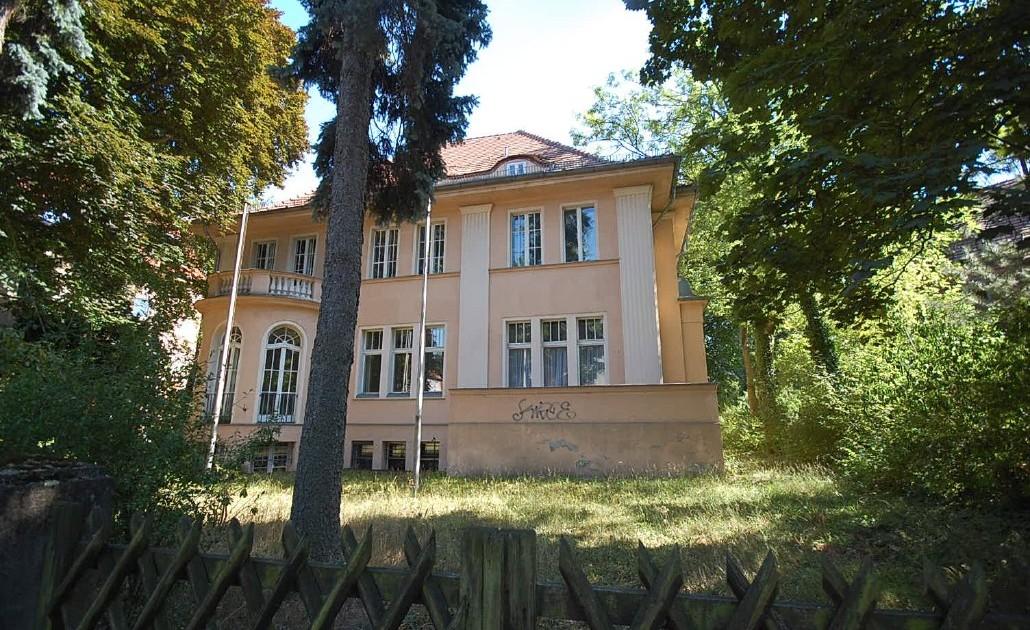 denkmalgeschützte Villa, Berlin