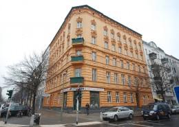 Wohn- und Geschäftshaus, Berlin