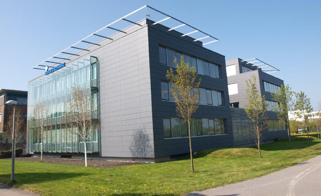 Büroobjekt, Stuttgart