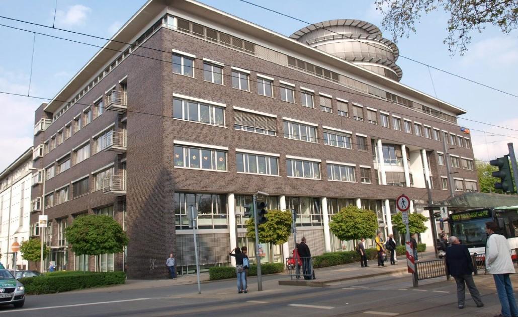 Verwaltungsgebäude Oberhausen